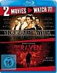 Stonehearst Asylum - Diese Mauern wirst Du nie verlassen + The Raven (2012) (Doppelset) Blu-ray