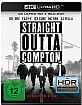 Straight Outta Compton (Kinofassung und Director's Cut) 4K (4K UHD + Blu-ray + UV Copy) Blu-ray