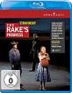 Stravinsky - The Rake's Progress (Vlietnick) Blu-ray