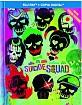 Escuadrón Suicida (2016) - Extended Edition Digibook (Blu-ray + UV Copy) (ES Import) Blu-ray