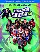 Escuadrón Suicida (2016) 3D (Blu-ray 3D + Blu-ray + UV Copy) (ES Import) Blu-ray