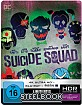 Suicide Squad (2016) 4K (Limited Steelbook Edition) (4K UHD + Blu-ray + UV Copy)