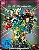 Suicide Squad (2016) (Limited Steelbook Edition) (Blu-ray + UV Copy) Blu-ray