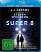 Super 8 (Blu-ray + DVD + Digital Copy) - In Folie verschweißt! - Überweisung oder gebührenlos: PayPal For Friends!