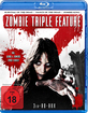 Survival of the Dead + Dance of the Dead + Zombie King - König der Untoten (Zombie Triple Feature) Blu-ray