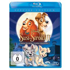 Susi Und Strolch 2 Kleine Strolche Großes Abenteuer Special