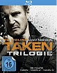 96 Hours - Taken 1-3 (3 Film Collection) Blu-ray