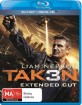 Taken 3 (2015) - Unrated (Blu-ray + UV Copy) (AU Import ohne dt. Ton) Blu-ray