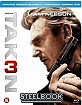 Taken 3 (2015): Unrated & Theatrical Version - Limited Steelbook (Blu-ray + DVD) (NL Import ohne dt. Ton) Blu-ray