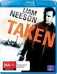 Taken (2008) (AU Import) Blu-ray