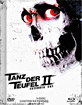 Tanz der Teufel 2 (Limited Extended Cut Mediabook Edition) (Cover C) Blu-ray
