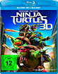 Teenage Mutant Ninja Turtles (2014) 3D (Blu-ray 3D + Blu-ray)