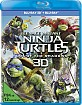 Teenage Mutant Ninja Turtles: Out of the Shadows 3D (Blu-ray 3D + Blu-ray) Blu-ray