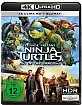 Teenage Mutant Ninja Turtles: Out of the Shadows 4K (4K UHD + Blu-ray) Blu-ray