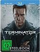 Terminator: Genisys (2015) 3D - Limited Steelbook Edition (Blu-ray 3D + Blu-ray)