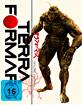 Terra Formars (2016) (Limited Mediabook Edition) (Blu-ray + DVD + UV Copy) Blu-ray