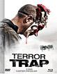 Terror Trap - Uncut (Limited Mediabook Edition) (Cover B) Blu-ray