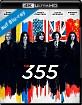 The 355 (2022) 4K (4K UHD + Blu-ray) Blu-ray