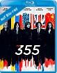 The 355 (2022) Blu-ray