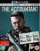 The Accountant (2016) 4K (4K UHD + Blu-ray + UV Copy) (UK Import) Blu-ray