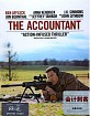The Accountant (2016) - HDzeta Exclusive Limited Full Slip Edition Steelbook (CN Import ohne dt. Ton) Blu-ray
