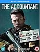 The Accountant (2016) (Blu-ray + UV Copy) (UK Import ohne dt. Ton) Blu-ray