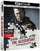 The Accountant 4K (4K UHD + Blu-ray + UV Copy) (IT Import) Blu-ray