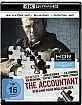 The Accountant - Berechne deine Möglichkeiten 4K (4K UHD + Blu-ray + UV Copy) - NEU/OVP