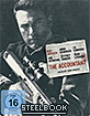 The Accountant - Berechne deine Möglichkeiten (Limited Steelbook Edition) (Blu-ray + UV Copy)