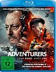 The Adventurers (2017) Blu-ray