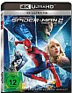 The Amazing Spider-Man 2: Rise of Electro 4K (4K UHD + UV Copy) Blu-ray