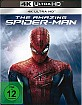 The Amazing Spider-Man 4K (4K UHD + Blu-ray) Blu-ray