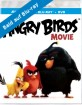 The Angry Birds Movie 3D (Blu-ray 3D + Blu-ray + DVD + UV Copy) (US Import ohne dt. Ton) Blu-ray