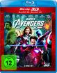 The Avengers 3D (Blu-ray 3D + Blu-ray) Blu-ray