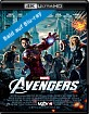 The Avengers 4K (4K UHD + Blu-ray) (CH Import) Blu-ray