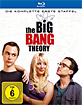The Big Bang Theory - Die komplette erste Staffel Blu-ray