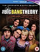 The Big Bang Theory: The Complete Eighth Season (Blu-ray + UV Copy) (UK Import ohne dt. Ton)