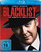The Blacklist - Die komplette zweite Staffel (Blu-ray + UV Copy) Blu-ray