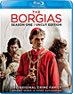 The Borgias - The Complete First Season (Region A - CA Import ohne dt. Ton) Blu-ray