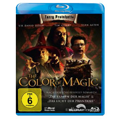 The Color of Magic Blu-ray - Film-Details