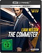 The Commuter (2018) 4K (4K UHD + Blu-ray) Blu-ray