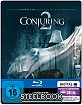 Conjuring 2 (Limited Steelbook Edition) (Blu-ray + UV Copy) Blu-ray