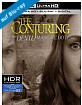 The Conjuring: The Devil Made Me Do It 4K (4K UHD + Blu-ray) (UK Import ohne dt. Ton) Blu-ray