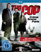 The Cop: Crime Scene Paris - Staffel 1 - VERSAND IM LUFTPOLSTERUMSCHLAG ! - In Folie verschweißt! - Überweisung oder gebührenlos: PayPal For Friends!