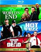 The Cornetto Trilogy (UK Import)