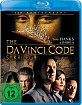 The Da Vinci Code - Sakrileg (Kinofassung) (10th Anniversary Edition) Blu-ray