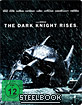 The Dark Knight Rises (2 Disc Limited Steelbook Edition) Blu-ray