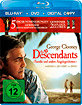 The Descendants - Familie und andere Angelegenheiten (Blu-ray + DVD + Digital Copy) Blu-ray