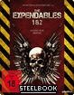 The Expendables (2010) + The Expendables 2 (Uncut Doppelset) - Steelbook Blu-ray