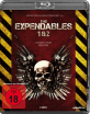The Expendables (2010) + The Expendables 2 (Uncut Doppelset) Blu-ray